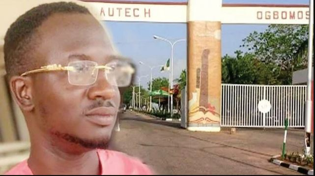 After 8 Years At LAUTECH, My Son Was Brought Home Dead – Dad Of Student Who Fell Into Septic Tank Speaks