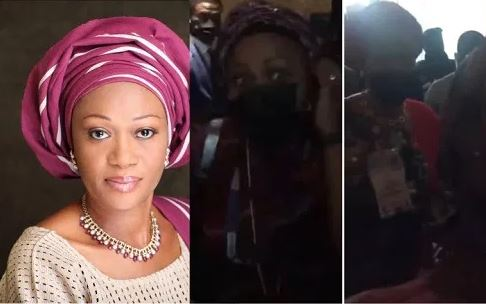Remi Tinubu Called Me A Thug And Ordered Security To Throw Me Out Of Constitutional Review Hearing – Arinola Oloko