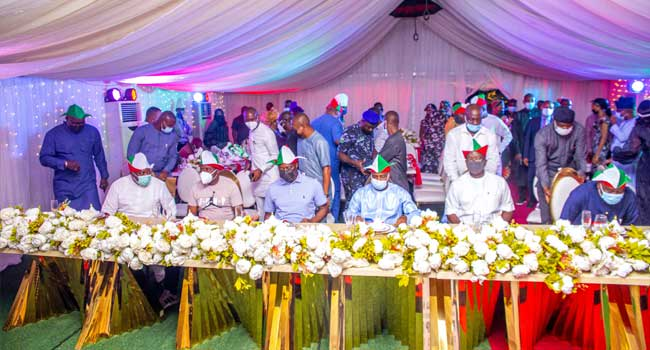 2023: 13 PDP Governors Meet In Ibadan (Photo)