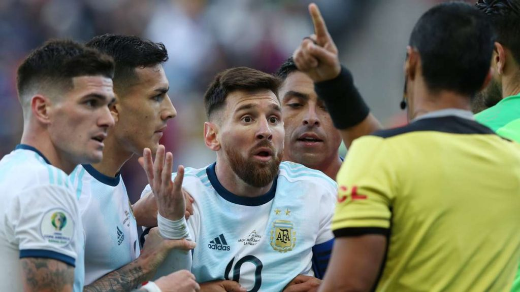 'It Is Time To Strike' – Messi Out For Copa America Revenge And This Time It's Personal