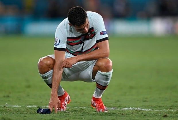 'We Crashed Out Too Soon' – Ronaldo Laments Portugal's Early Exit At Euro 2020