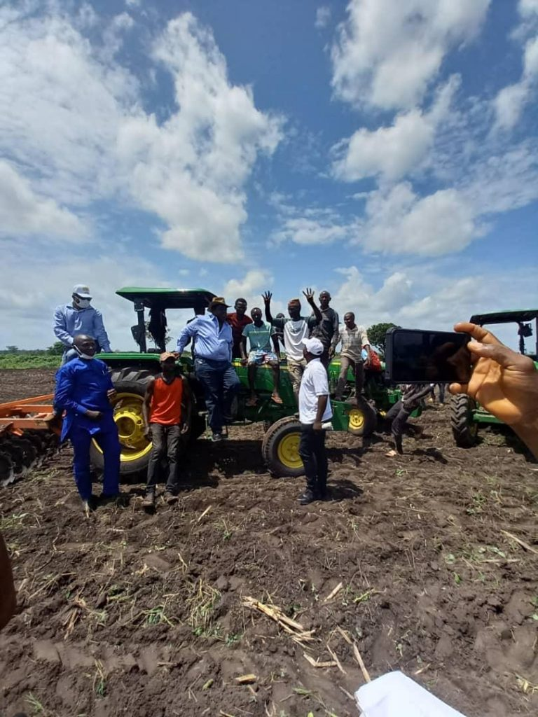 Ogun Acquires 4,500 Hectares Of Land For Cotton Production In Nigeria