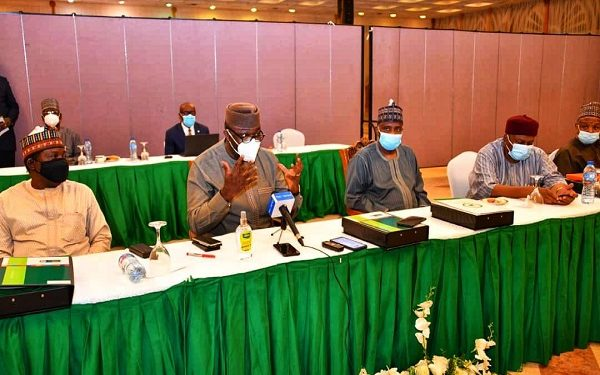 NGF 30-Man Team Visits Lagos To Understudy State's IGR Template