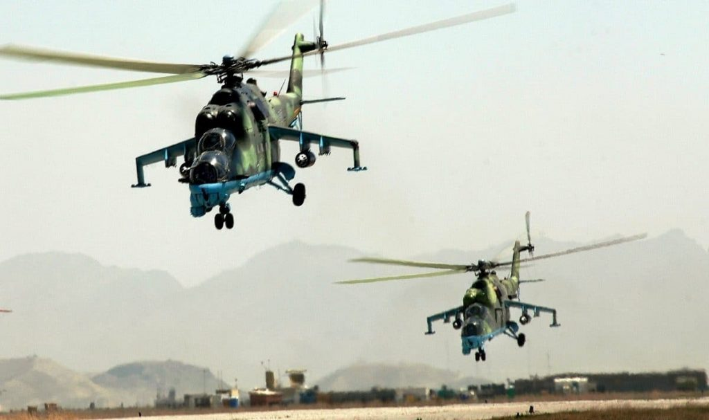 NAF Airstrikes Kill Scores Of Bandits In Niger, Wedding Party Hit