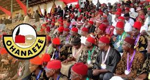 Ohanaeze Rejects Request To Takeover Ebubeagu Security Outfit