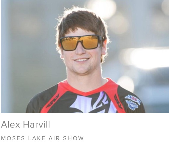Alex Harvill Dies Attempting World-Record Motorcycle Jump