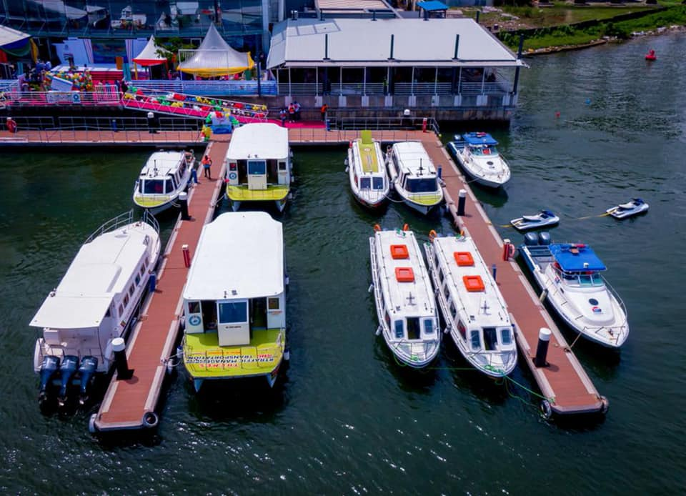 Sanwo-Olu Hands Over 7 Boats For Lagos Ferry, Launches Cowry Card