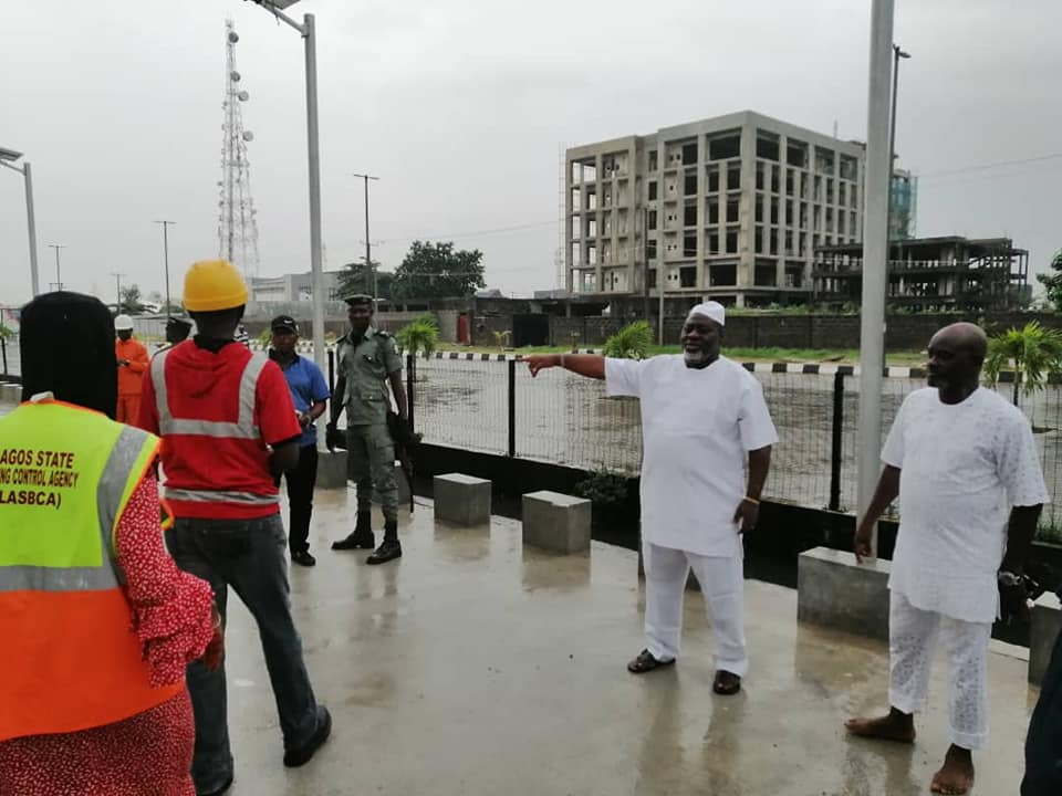 Lagos Issues Contravention Notices To Residential, Commercial Buildings In Lekki
