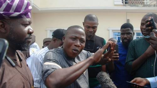 Igboho On Planned Lagos Rally: Some People Threatening To Kill Us In Lagos