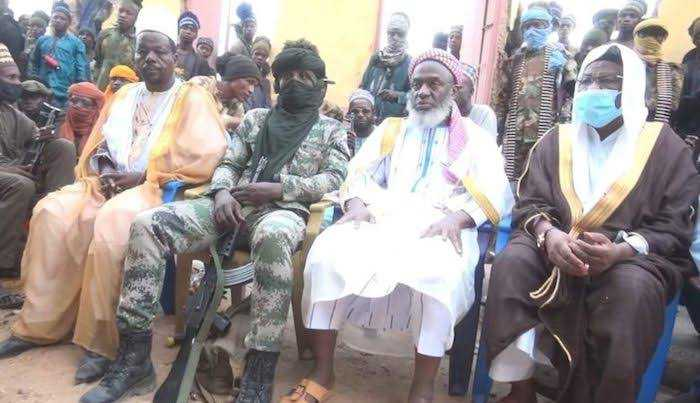 Security Agents Are Secretly Working With Bandits – Sheik Gumi