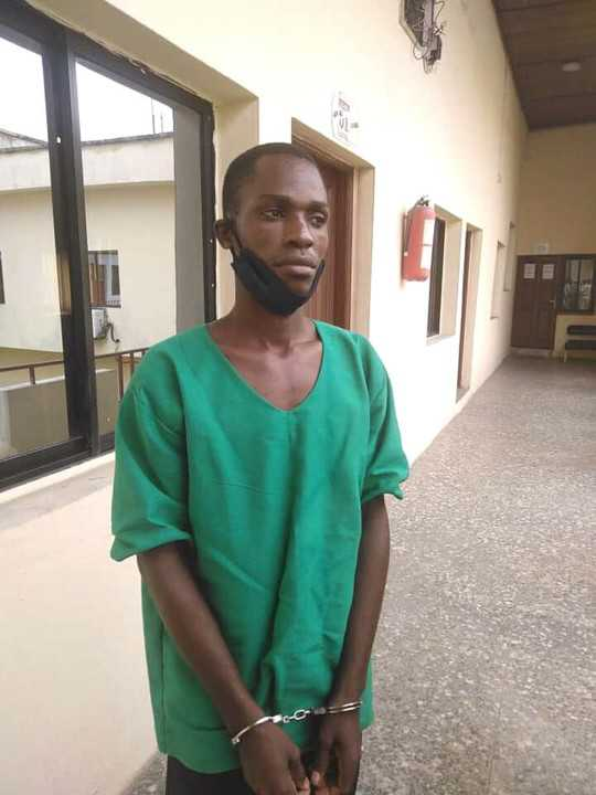 Man Jailed For 12 Years For Raping 5 & 7-Year-Old Girls In Calabar (Photo)