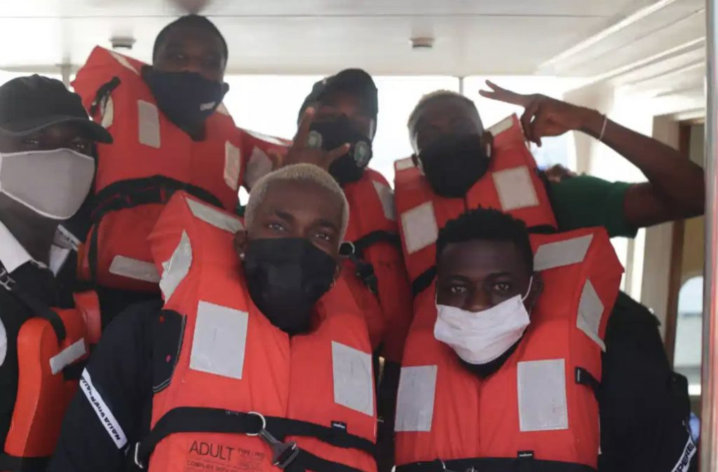 2021 AFCON: Lagos State Ferry Services Reveal Plan To Take Super Eagles To Cameroon By Sea