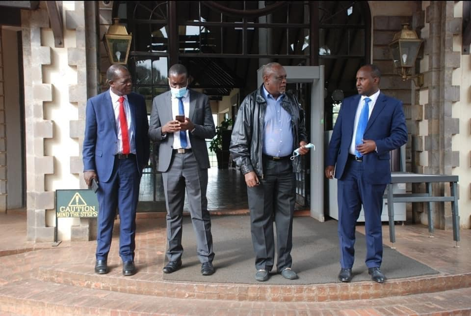 Moses Kurias hilarious reaction to Jubilee-ODM meeting to create an alliance ahead of 2022