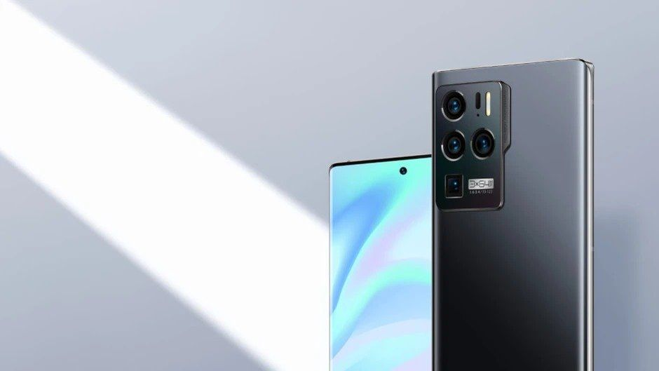 ZTE should be the first to use second-generation camera under Visionox's screen