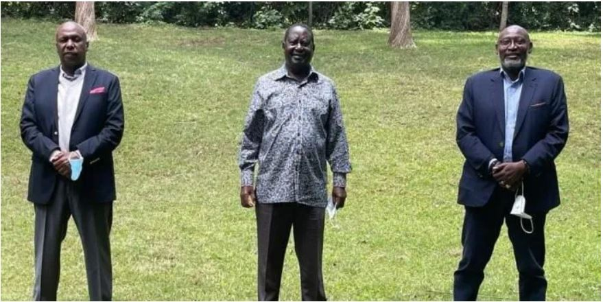 Details of why Gideon Moi dumped One Kenya Alliance for Raila after a meeting with President Uhuru