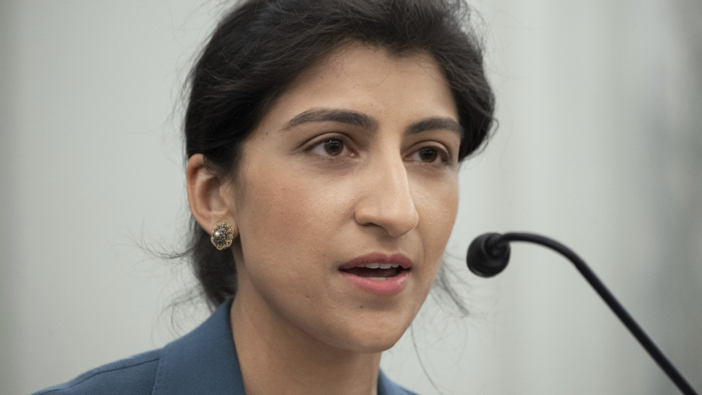 Amazon Demands FTC Chair Lina Khan Be Recused From Antitrust Probes