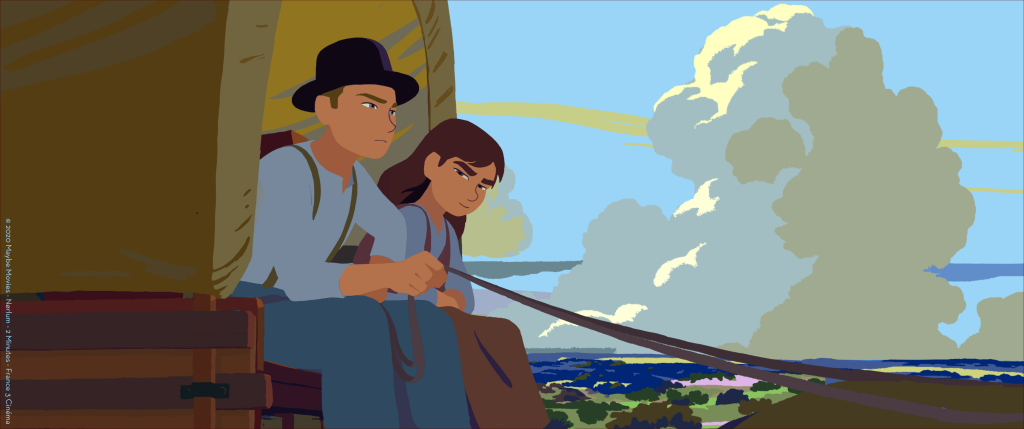 Annecy-Prizewinning 'Calamity' Lures Buyers For Indie Sales
