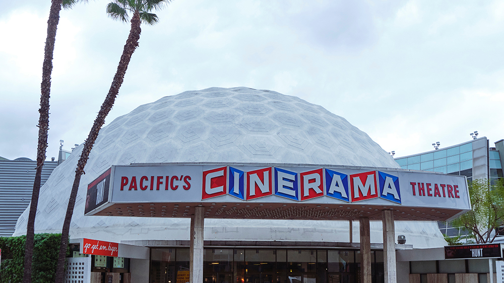 Pacific Theatres Files for Bankruptcy
