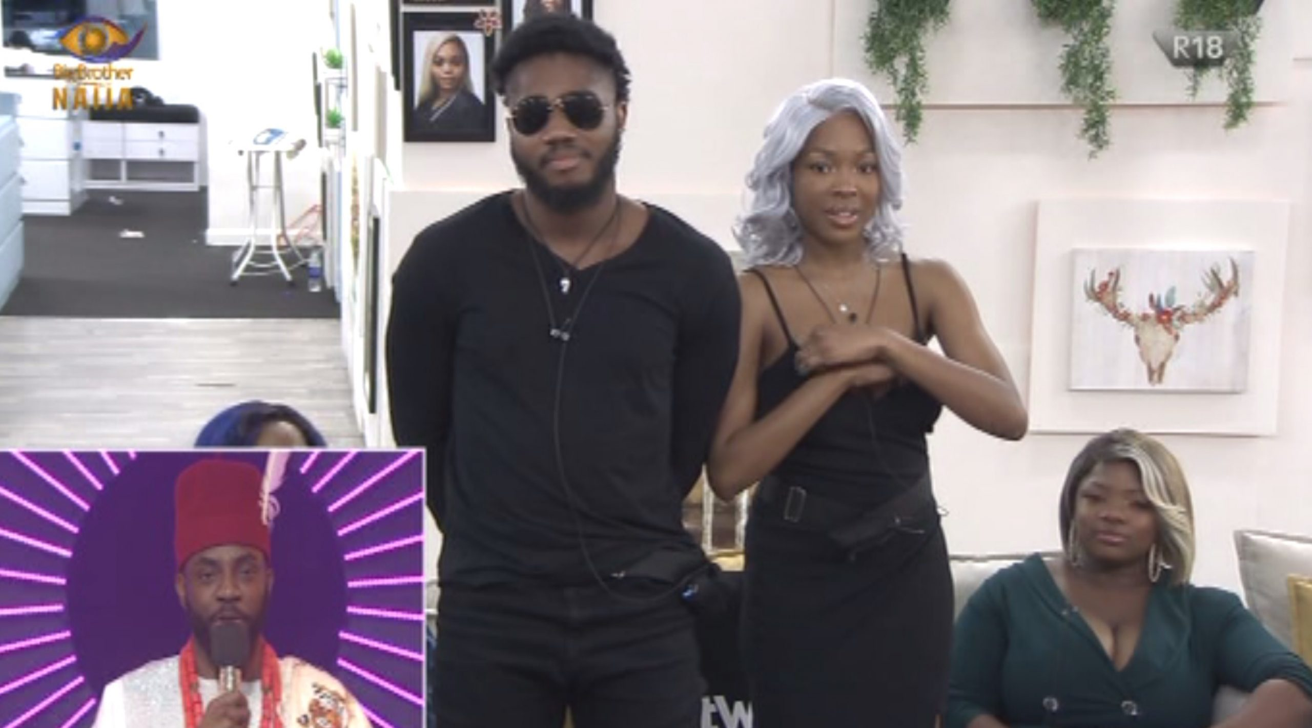 BBNaija Week 5 Vote Result & Percentage 2020 | Praise Evicted in BBN Sunday Live Show Today