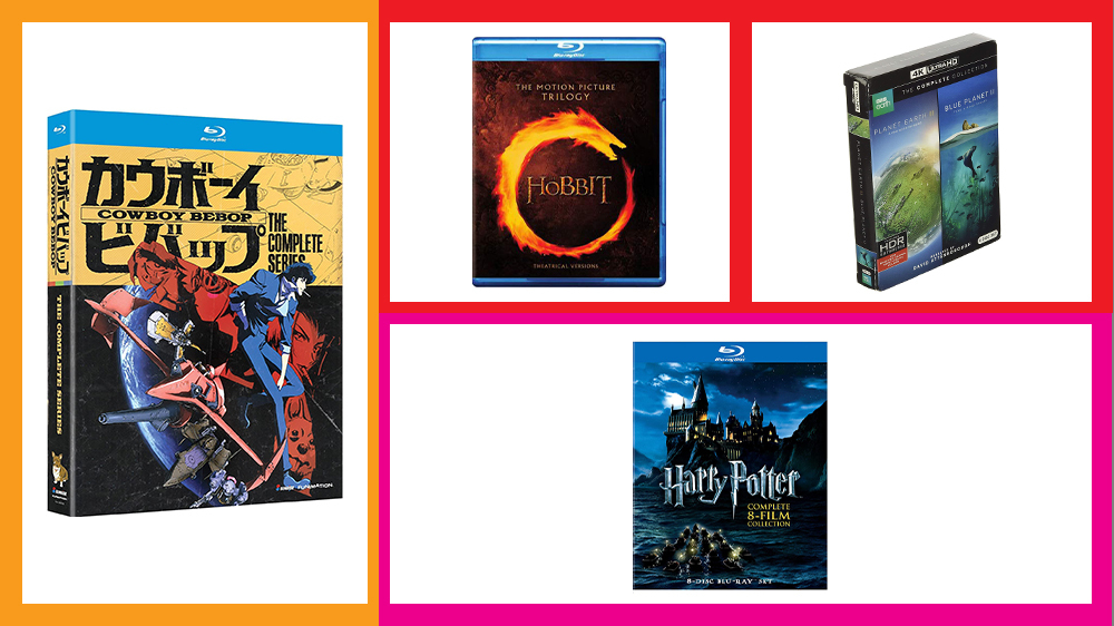 Best Prime Day Blu-Ray Deals