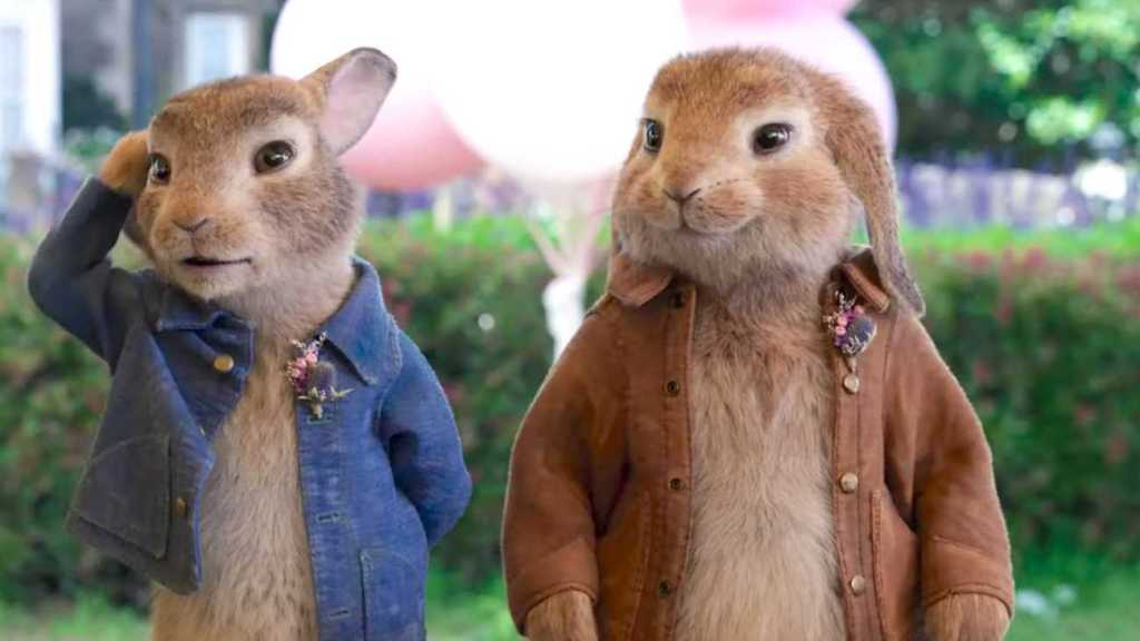 China Box Office: 'Peter Rabbit 2' Debuts Second, Behind 'Never Stop'
