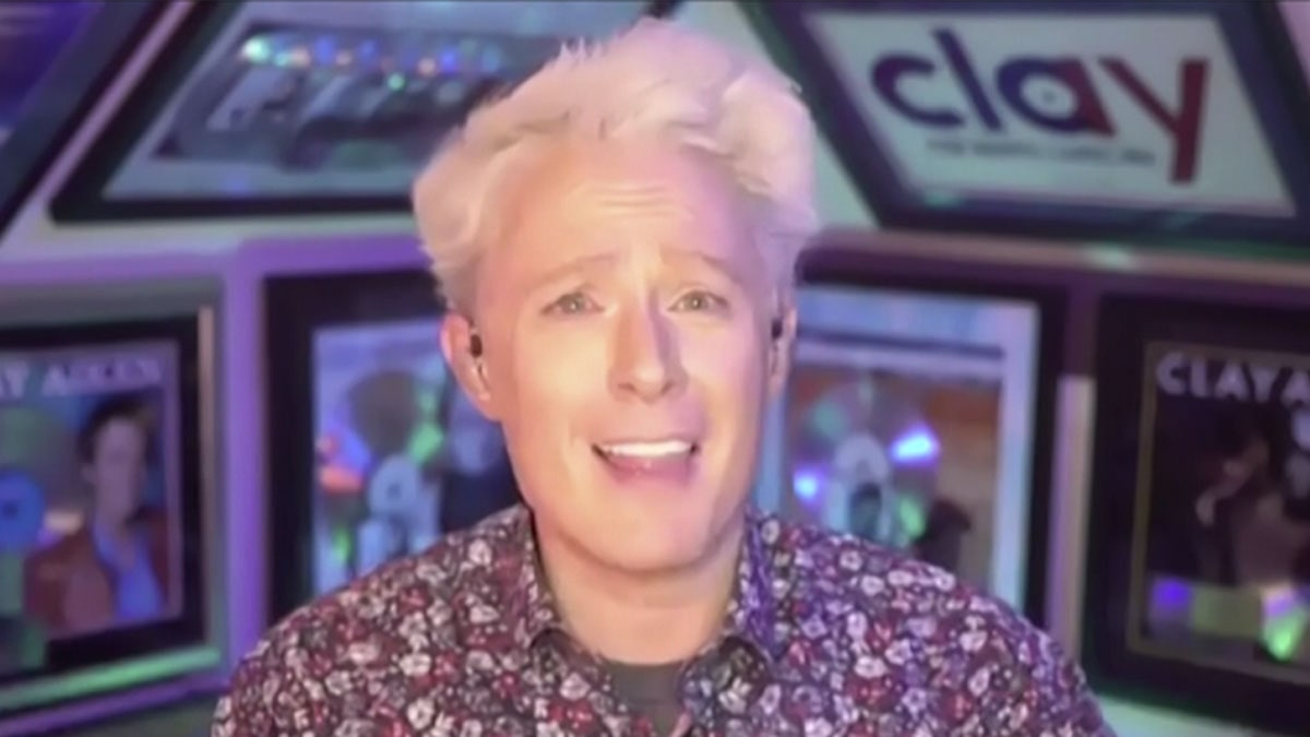 Clay Aiken Shares Cautionary Tale for The Rock, McConaughey About Politics