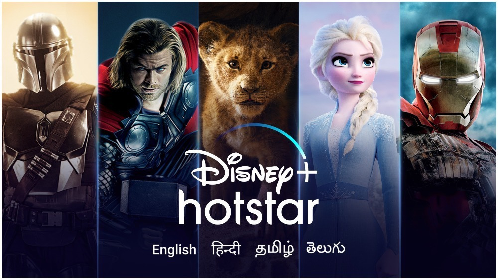 Disney Plus Hotstar to Hit 46 Million Subscribers by December 2021