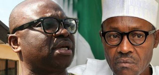 """""""Can He Operate Android Phone Not To Talk Of Making Genocidal Tweets? – Fayose Reacts To Twitter Deleting Buhari's Tweet"""