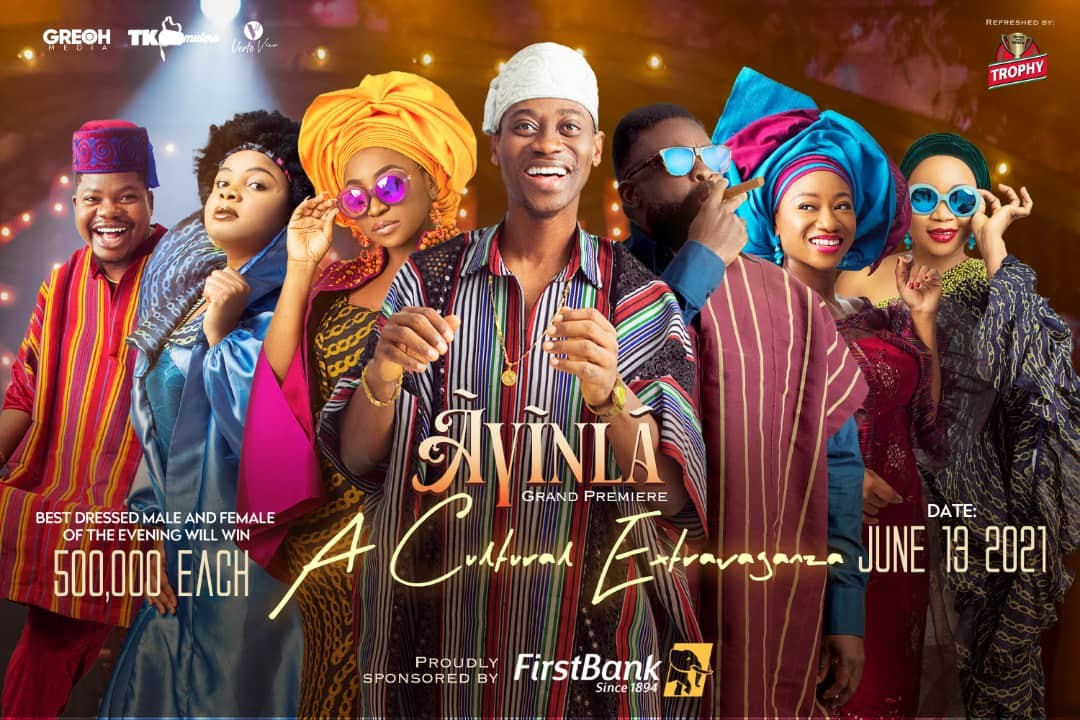 First Bank's sponsored movie, 'Ayinla' premieres this Sunday in Lagos