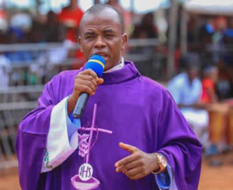 Father Mbaka Pays ₦18.8 Million Hospital Bills Of Patients