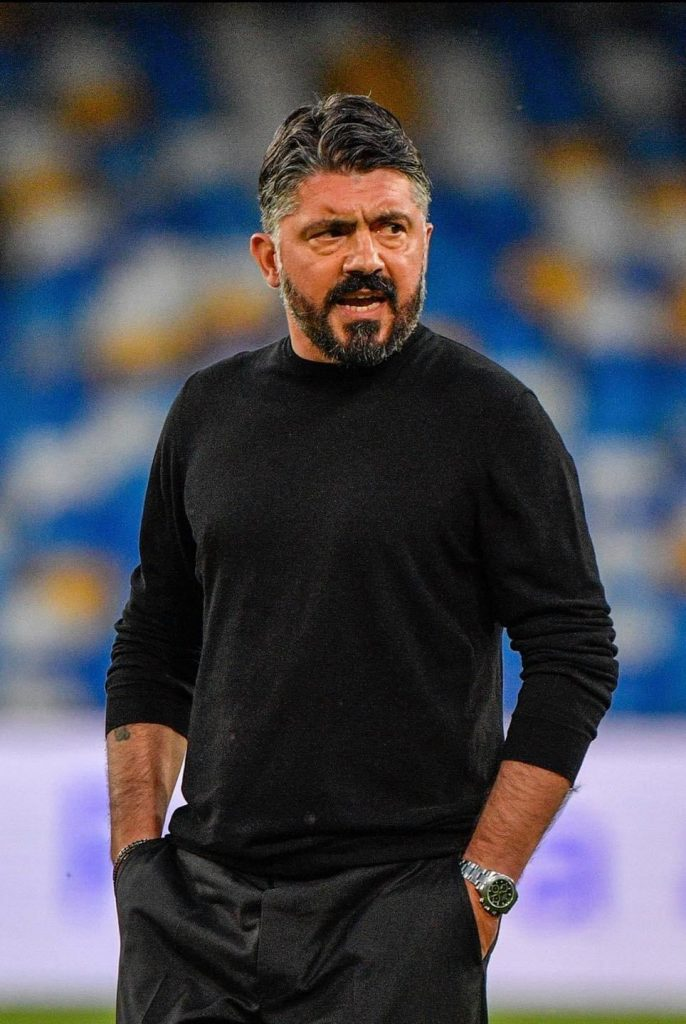 Gennaro Gattuso In Advance Talk With Tottenham Board Over A Potential Two-Years Contract