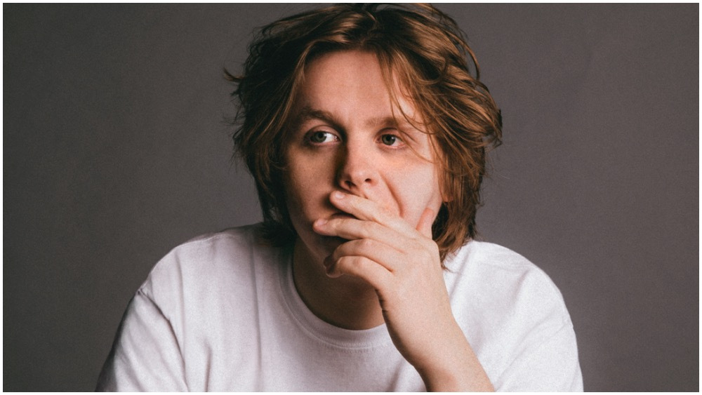Grammy-Nominated Lewis Capaldi Set to Star in First Music Documentary