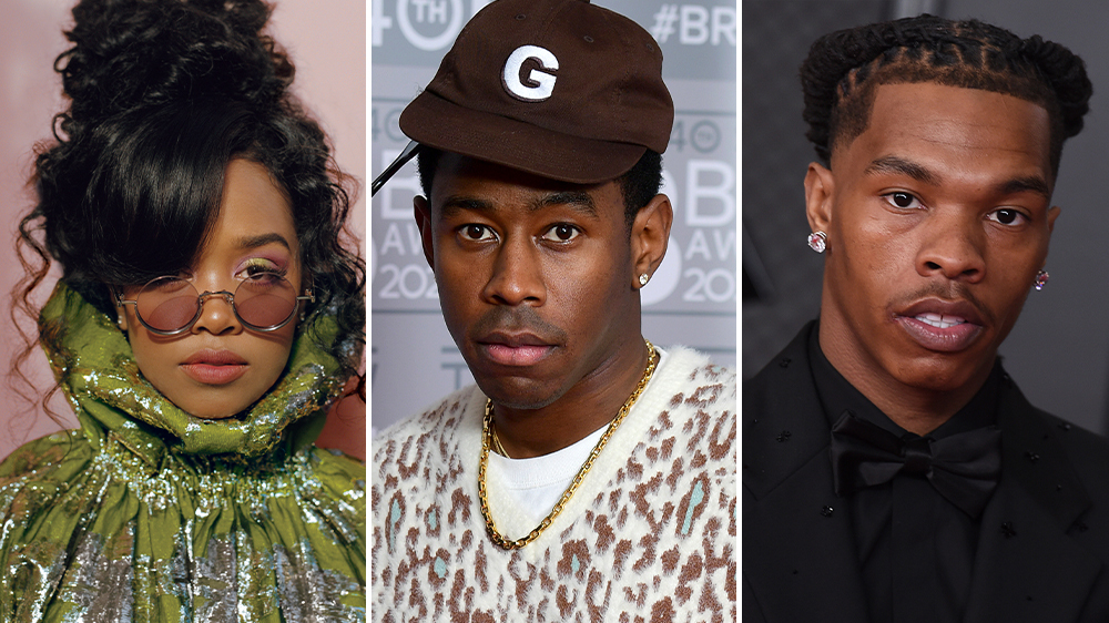 H.E.R., Tyler the Creator, Lil Baby Among 2021 BET Awards Performers