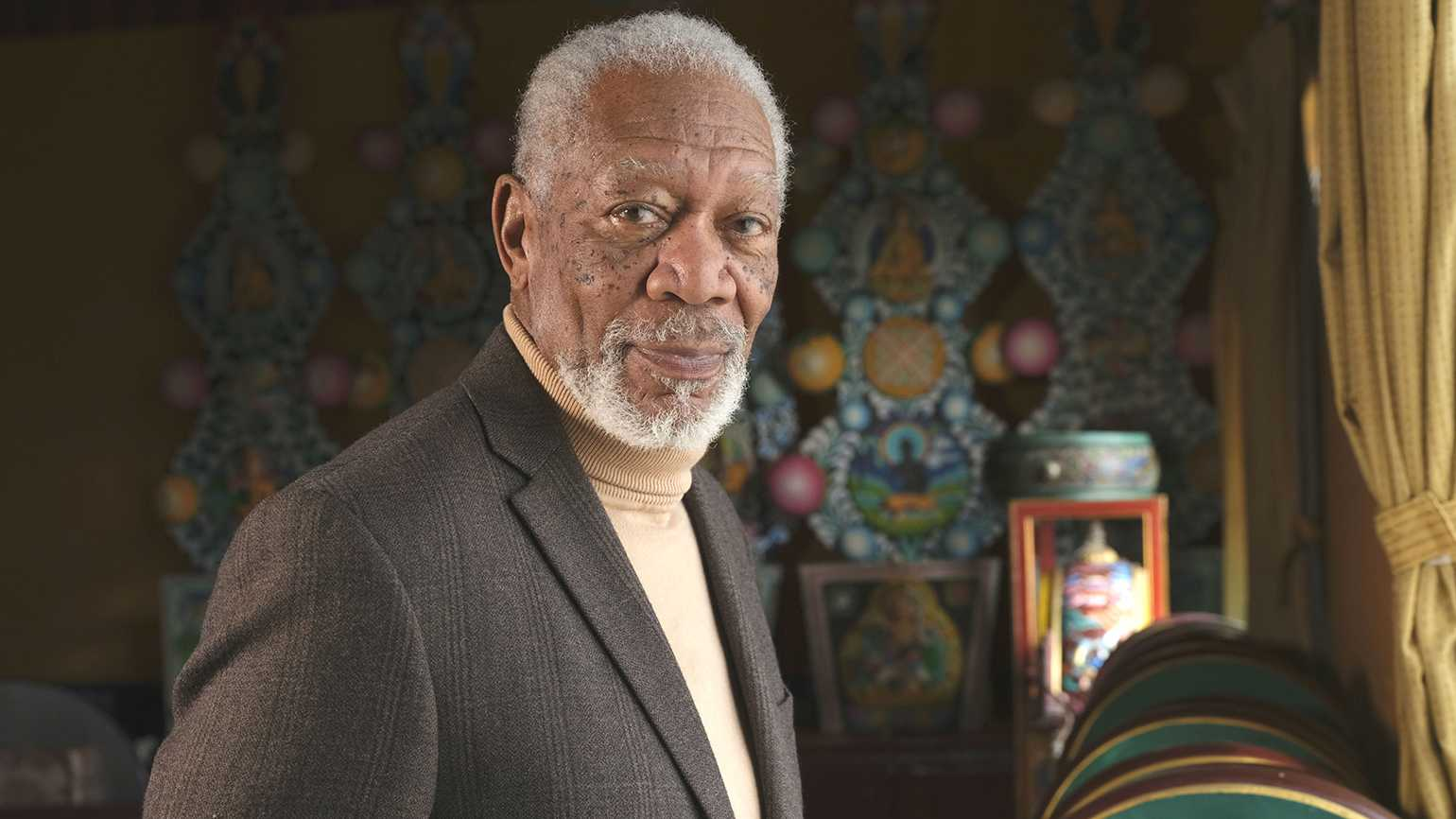 Happy 84th Birthday, Morgan Freeman! Check out some of his best moments in film here