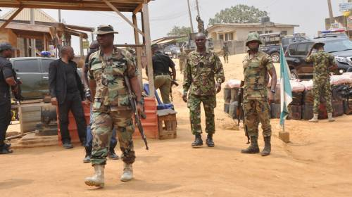 Nnamdi Kanu: Uneasy Calm In South-East As Soldiers Flood Major Towns