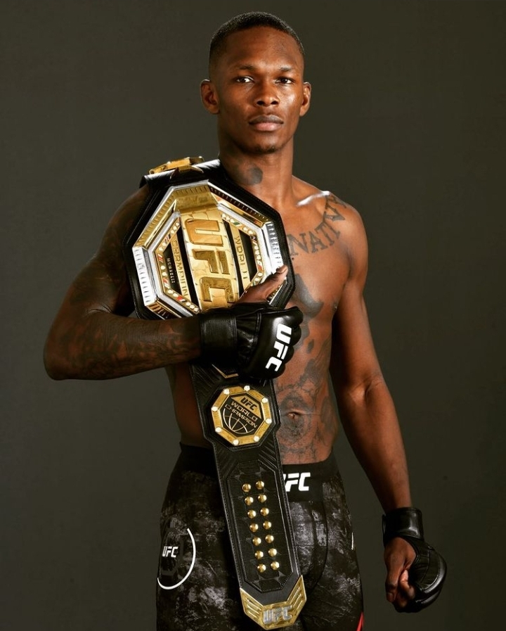 Israel Adesanya Biography, Age, Instagram, Religion, Parents, Record, Wife, Net Worth » CmaTrends