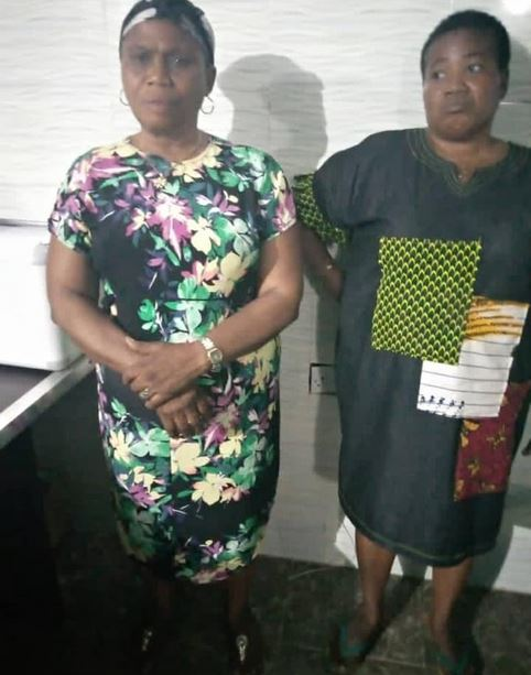 Police Arrest Two Suspected Child Traffickers, Rescue Three Children Abducted From Niger State