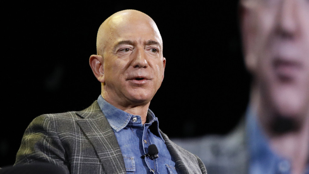 Jeff Bezos' Blue Origin Launch to Be Covered by Discovery