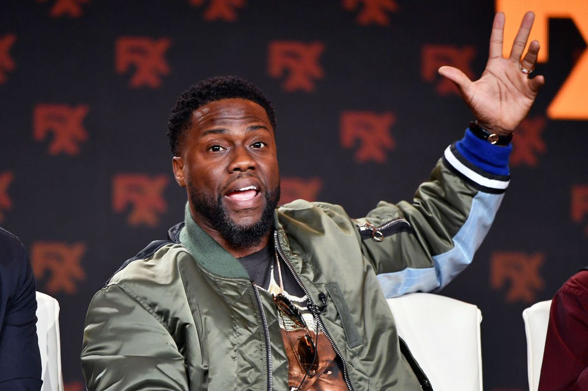 Kevin Hart wants to change the stereotype around Black fathers with new movie.