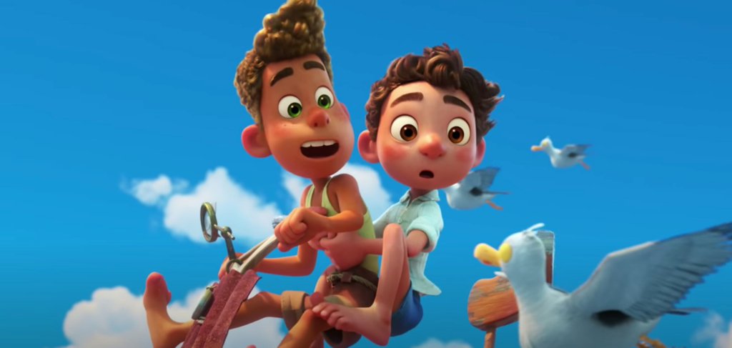 'Luca' Filmmakers to Discuss Pixar Movie in Free VIEW Conference Event