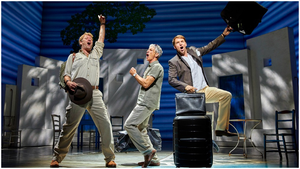 'Mamma Mia!' Musical Returns to London's West End