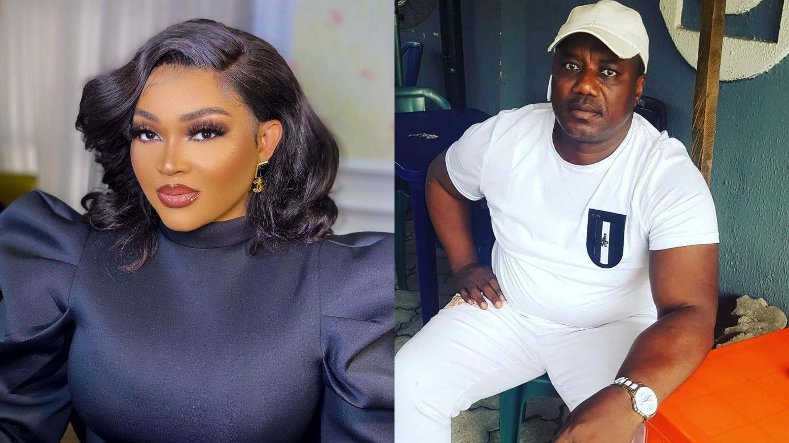 Mercy Aigbe and ex-husband Lanre Gentry fight over Father's Day post