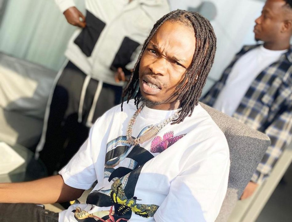 """Naira Marley Releases Blistering BTS Pictures For """"Coming""""