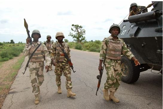 Commotion As Soldiers Allegedly Kill DSS Operative Inside Hotel In Ekiti