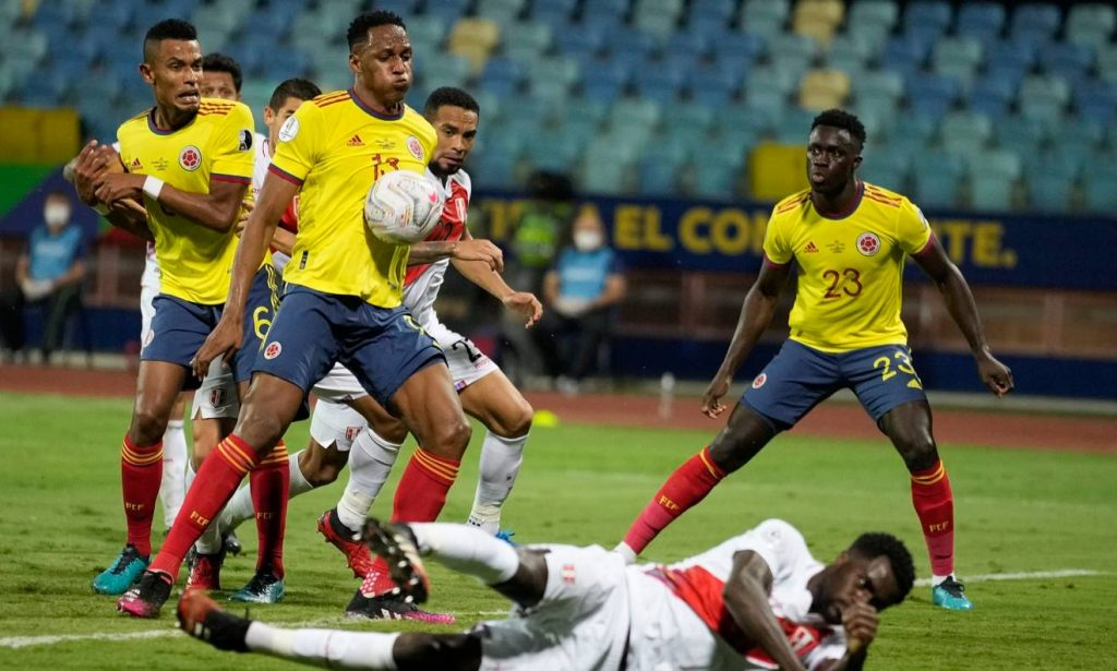 Peru Edge Colombia To Keep Hopes Alive At Copa America
