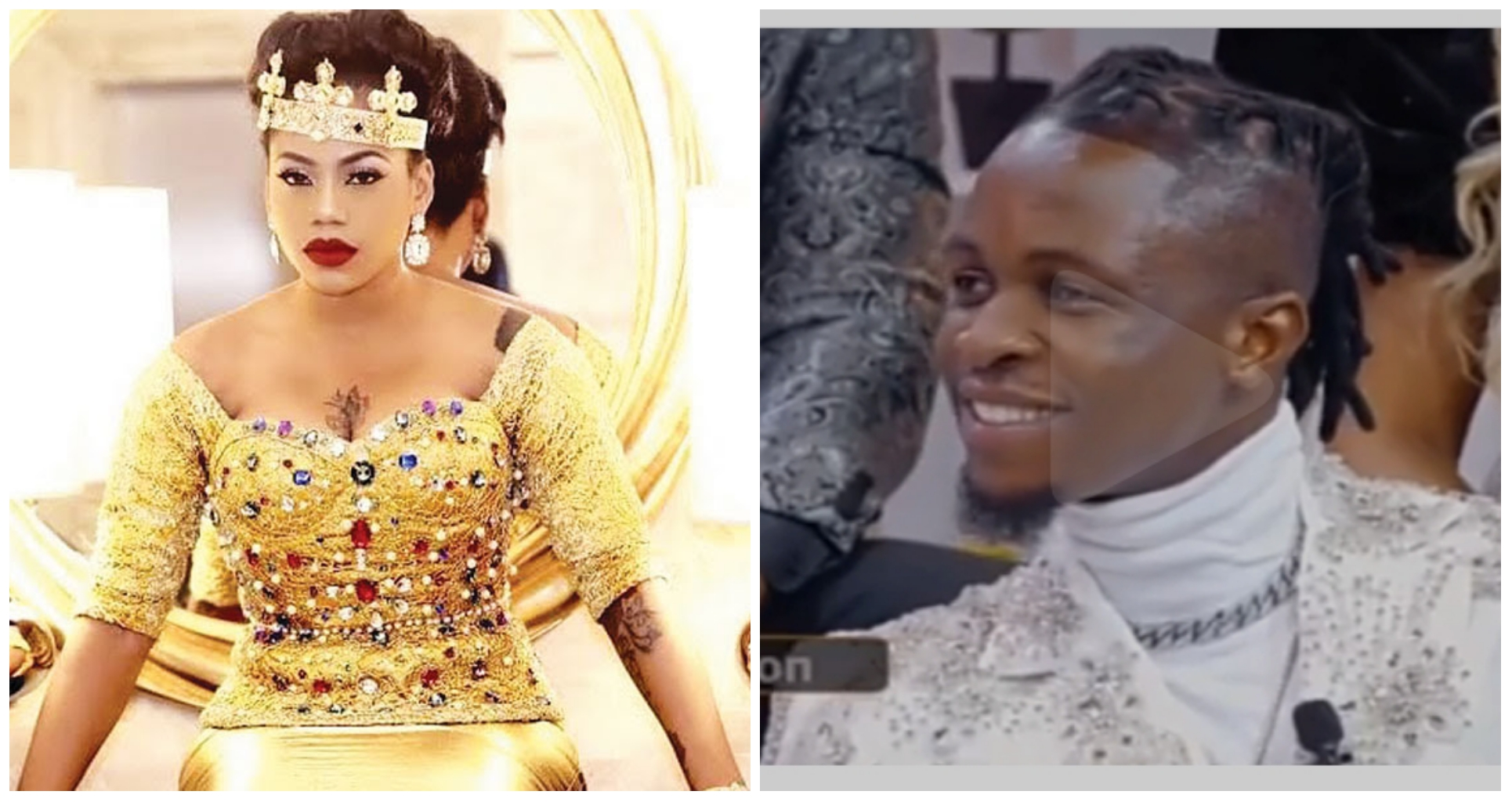 """BBNaija Reunion: """"I will choose him over and over again"""""""