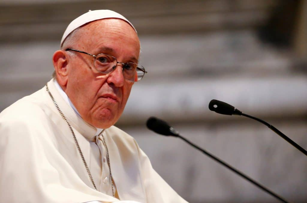 Pope Francis Offers To Help Nigeria Tackle Insecurity