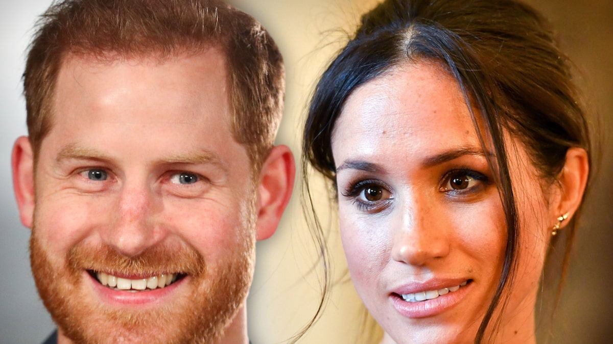 Prince Harry and Meghan Markle's Daughter Born, Named Lilibet Diana