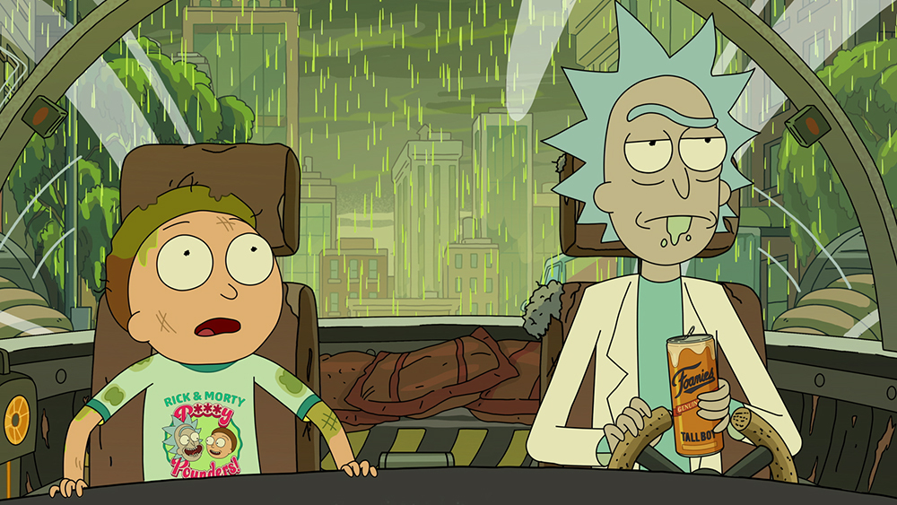 'Rick and Morty' Merch Spreads Ahead of Season 5