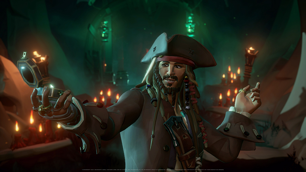 Sea of Thieves: How Pirates of the Caribbean Joins Game in Expansion